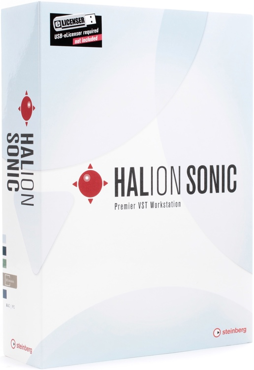Steinberg HALion Sonic 2 Software Synthesizer image 1