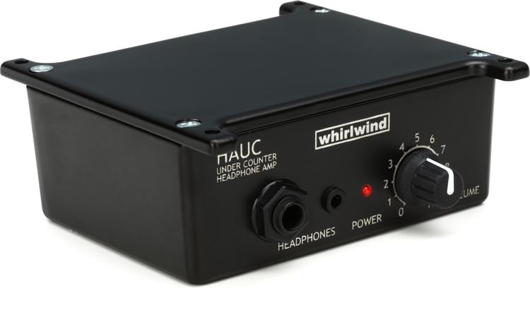 Whirlwind HAUC 1-Ch Under Counter Headphone Amp image 1