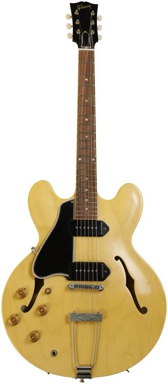 Gibson Memphis ES-330 - Vintage Natural image 1