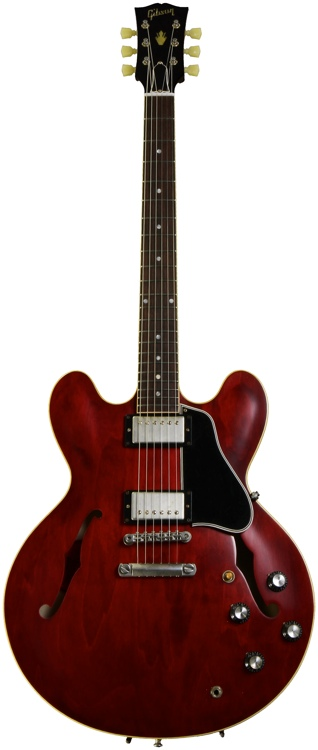 Gibson Memphis 1961 ES-335 - Vintage Cherry image 1