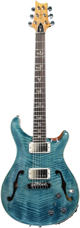 PRS Hollowbody II - Blue Crab Blue image 1