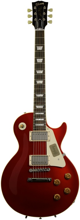 Gibson Custom 1957 Les Paul Reissue - Candy Apple Red image 1