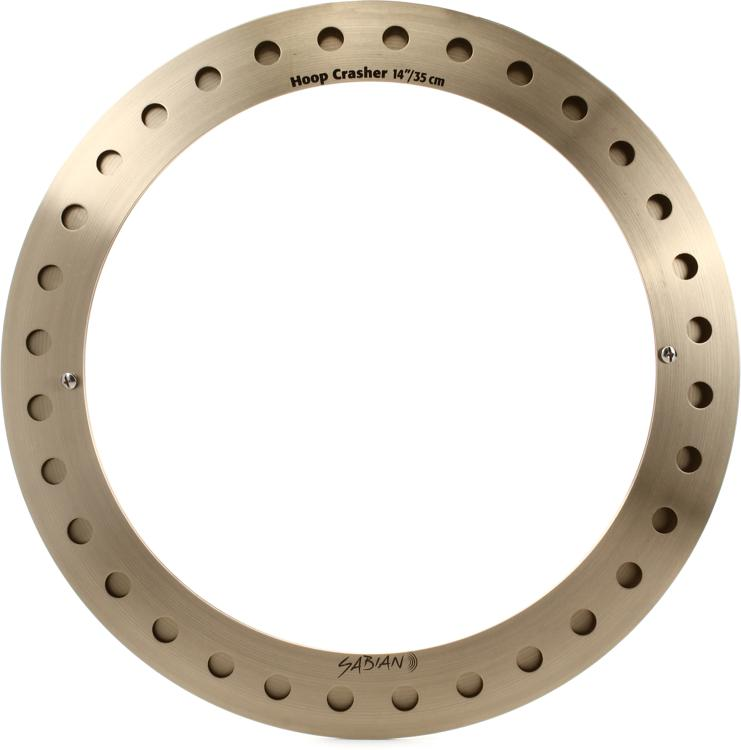 Sabian Hoop Crasher - 14