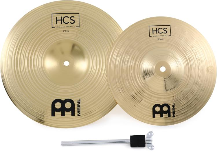 Meinl Cymbals HCS FX Stack Pack With Free Stacker image 1