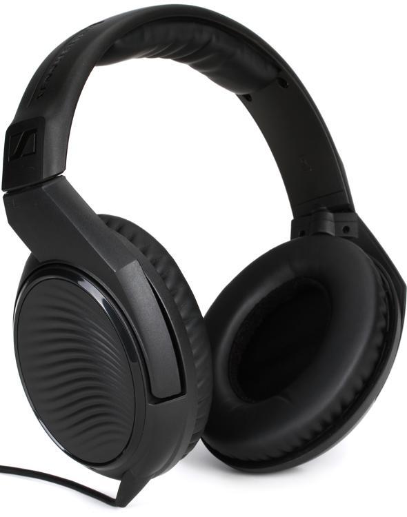Sennheiser HD 200 PRO Closed-back Monitoring Headphones image 1
