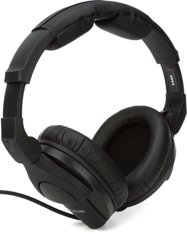 87782b10c3e Sennheiser HD 280 Pro Closed-back Studio and Live Monitoring Headphones |  Sweetwater