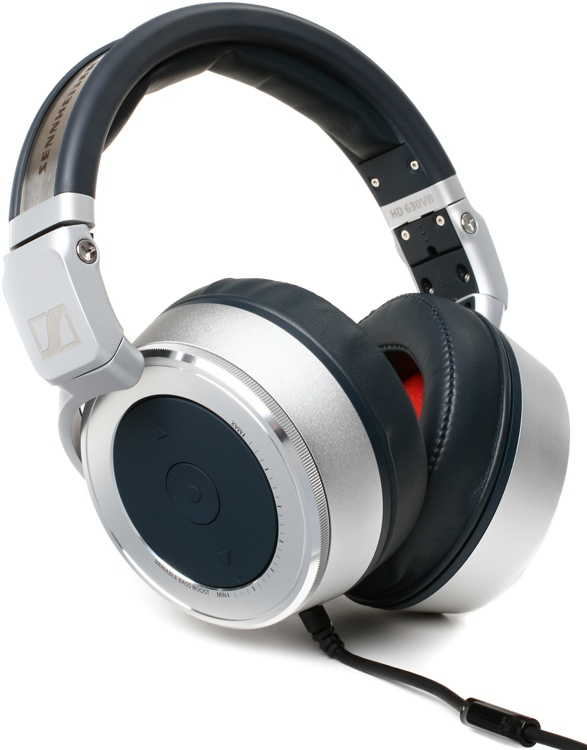 Sennheiser HD 630VB Closed-back Audiophile Headphones image 1