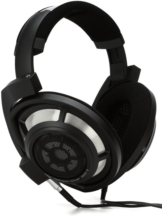Sennheiser HD 800 S Open-back Audiophile and Reference Headphones image 1