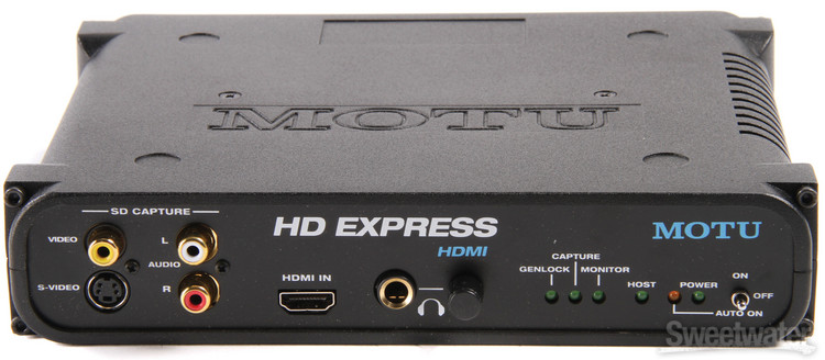 MOTU HD Express HDMI Tower image 1