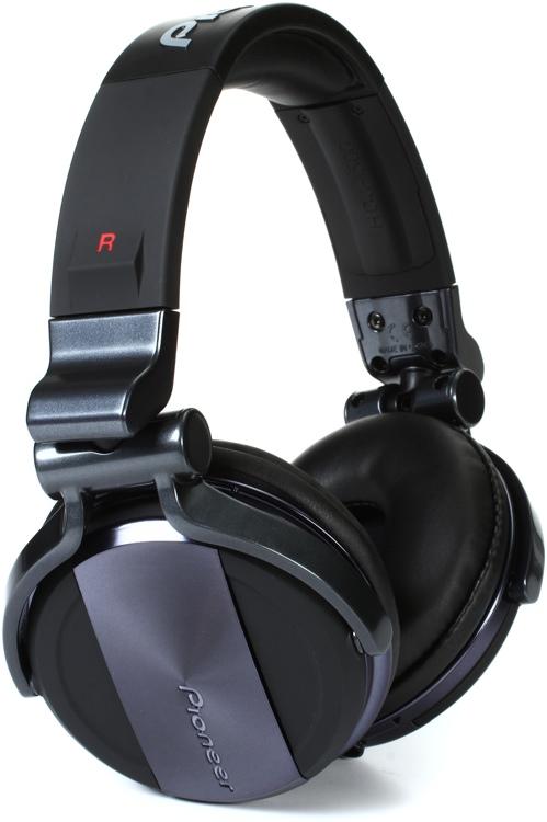 Pioneer DJ HDJ-1500 Pro DJ Headphones - Black image 1