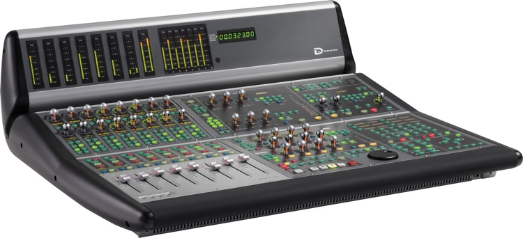 Avid Console Trade-in Upgrade from Mixer to ICON D-Command ES with XMON - Tier 2 Trade-In image 1