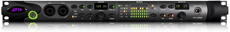 Avid Legacy I/O Trade-in Upgrade to HD OMNI image 1