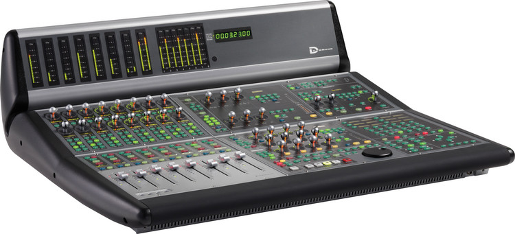 Avid Console Trade-in Upgrade from ProControl to 8-channel ICON D-Command ES image 1