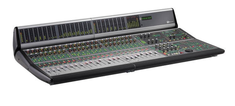 Avid Console Trade-in Upgrade from ProControl with 2 Fader Packs to 24-channel ICON D image 1