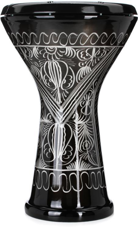 Meinl Percussion Hand Engraved Aluminum Doumbek - 8.5