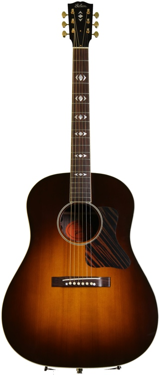 Gibson Acoustic Sweetwater Adirondack AJ Limited Edition Reissue - Amberburst image 1