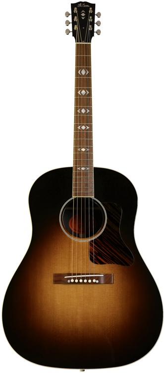 Gibson Acoustic Advanced Jumbo - Vintage Sunburst image 1