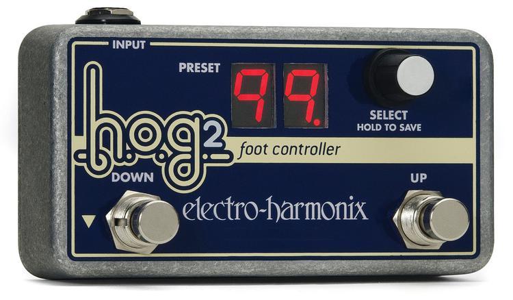 Electro-Harmonix HOG2 Foot Controller image 1