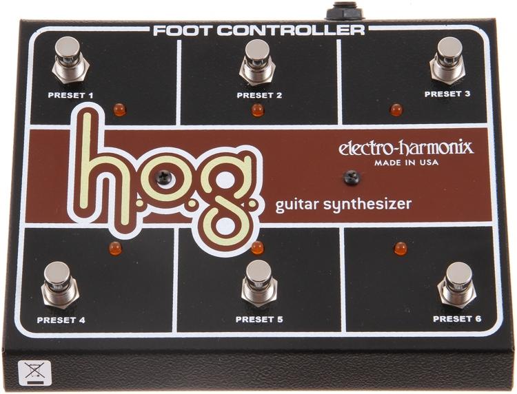 Electro-Harmonix HOG Foot Controller Pedal image 1
