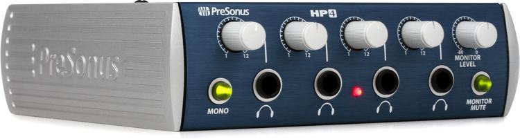 PreSonus HP4 4-Ch Headphone Amplifier image 1