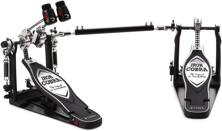 Tama HP900PWLN Iron Cobra Power Glide - Dual Kick Drum Pedal, Left-footed image 1