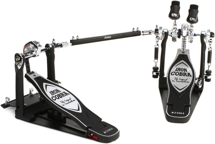 Tama HP900PWN Iron Cobra Power Glide - Dual Kick Drum Pedal image 1
