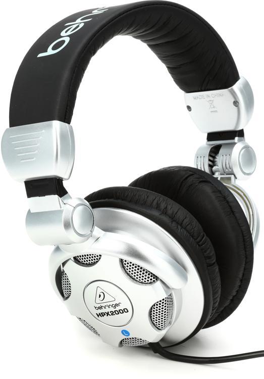 Behringer HPX2000 DJ Headphones image 1