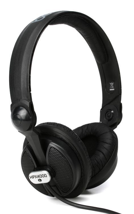 Behringer HPX4000 DJ Headphones image 1