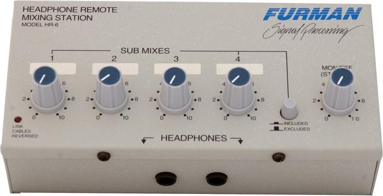 Furman HR-6 image 1