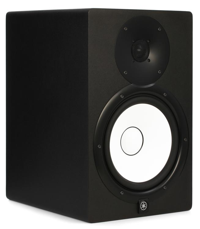 Acoustic Research Studio Monitor : Yamaha hs quot powered studio monitor black sweetwater