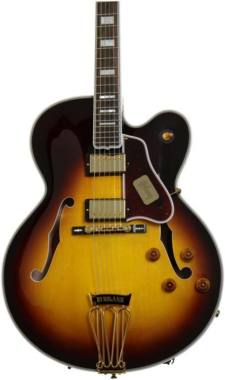 Gibson Custom Byrdland - Vintage Sunburst image 1