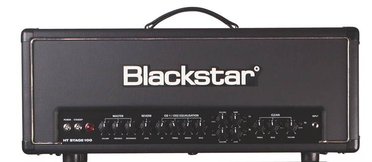 Blackstar HT Stage 100 - 100-watt Tube Head image 1