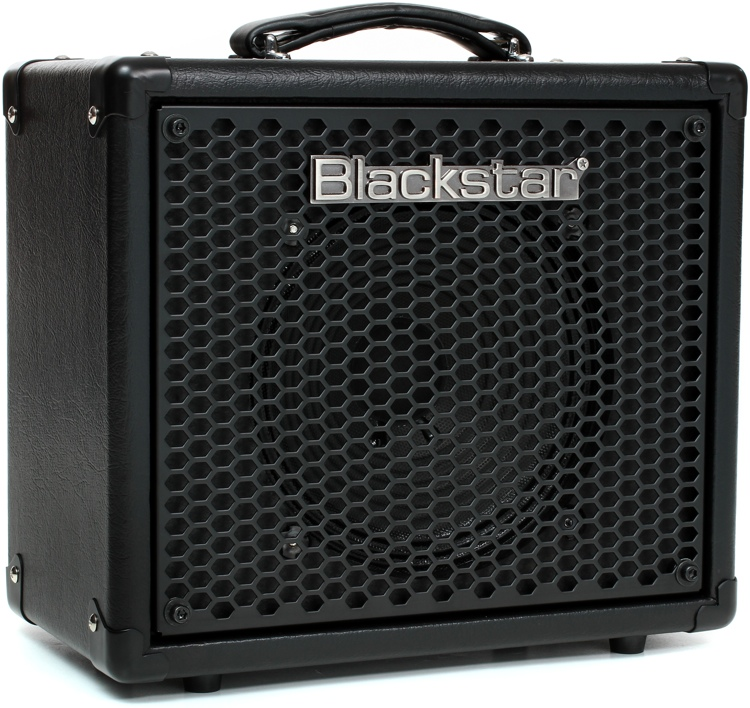 blackstar ht1mc ht metal 1x8 1 watt tube combo sweetwater. Black Bedroom Furniture Sets. Home Design Ideas