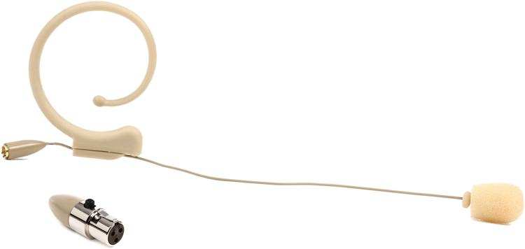 Audix HT7 Headworn Microphone with 3-pin Connector - Beige image 1