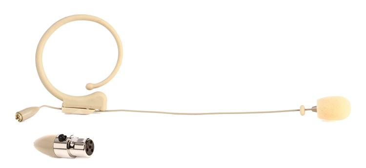 Audix HT7 Headworn Microphone with 4-pin Connector - Beige image 1