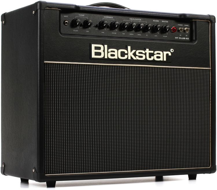 blackstar ht club 40 40 watt 1x12 tube combo amp sweetwater. Black Bedroom Furniture Sets. Home Design Ideas
