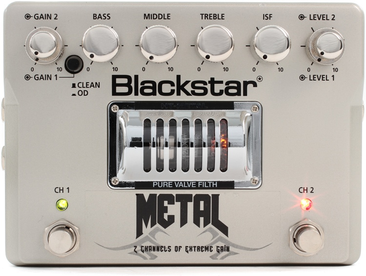 Blackstar HT-METAL High Gain Tube Distortion image 1