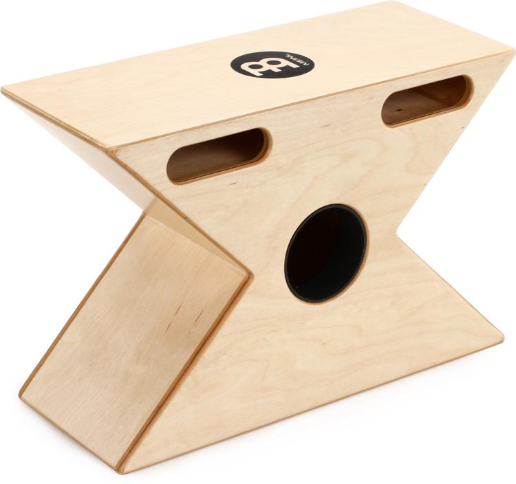 Meinl Percussion Hybrid Slap-Top Cajon - with Forward Sound Projection image 1