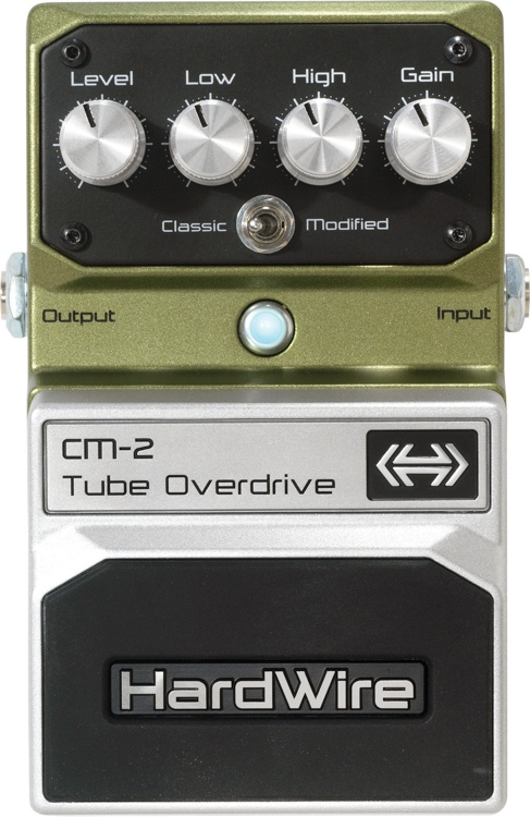 HardWire CM-2 Tube Overdrive Pedal image 1