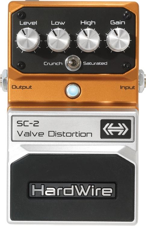 HardWire SC-2 Valve Distortion Pedal image 1