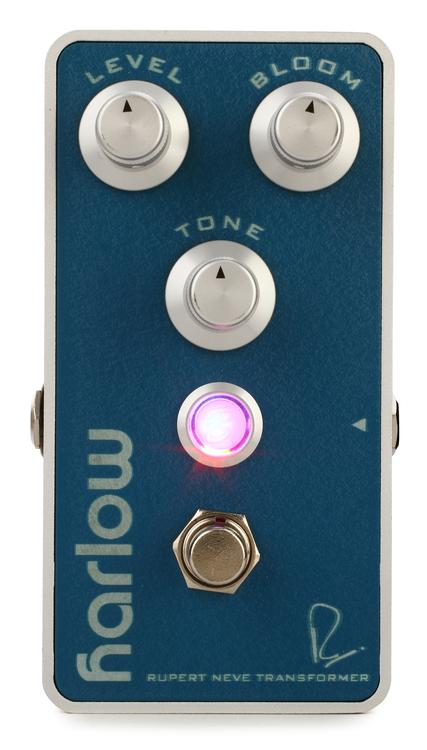 Bogner Harlow Boost Pedal with Bloom image 1