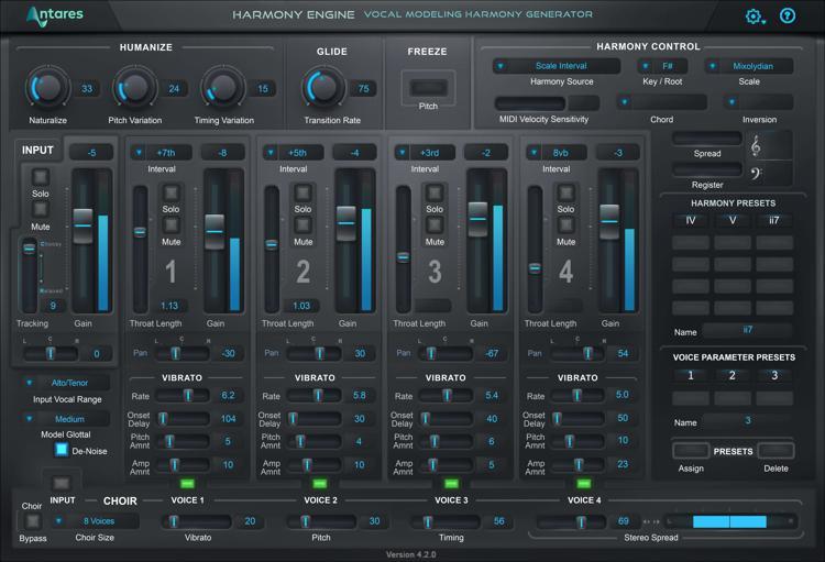Antares Harmony Engine Evo image 1
