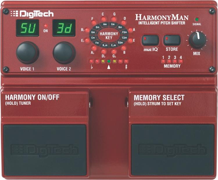 DigiTech HarmonyMan image 1