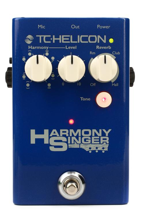 Tc Helicon Harmony Singer 2 Battery Powered Sweetwater