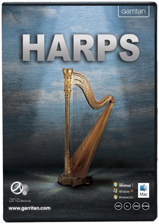 Garritan Harps (download) image 1