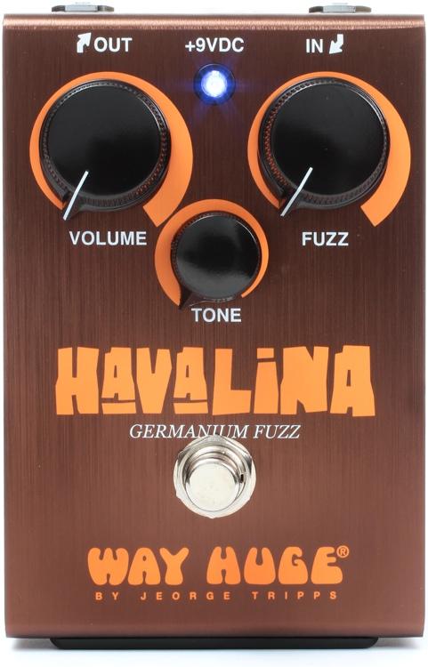 Way Huge Havalina Germanium Fuzz Pedal image 1