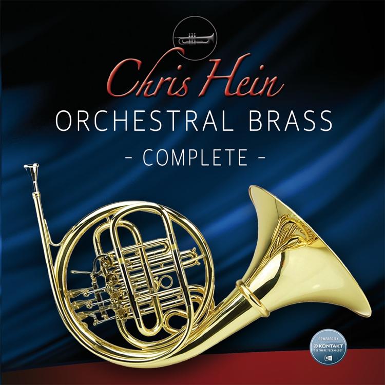 Best Service Chris Hein Orchestral Brass Complete image 1