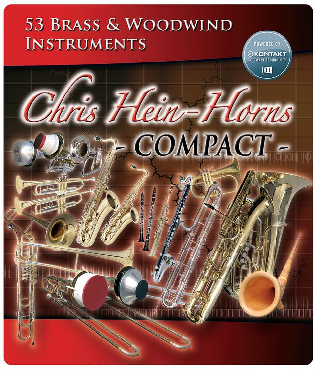 Best Service Chris Hein Horns Compact image 1