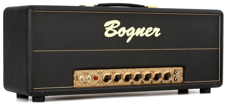 Bogner Helios 100 - 100-watt Handwired Tube Head image 1