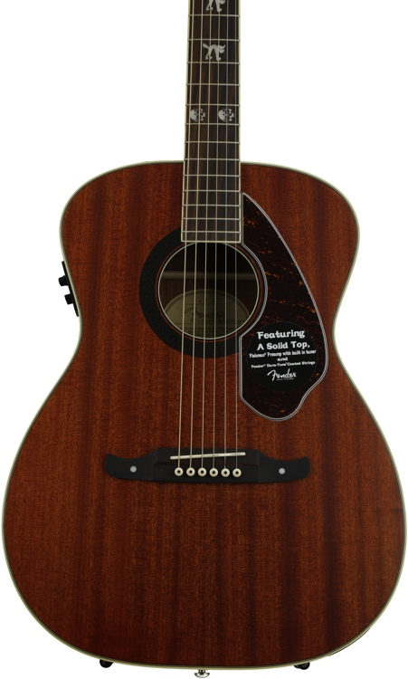 fender tim armstrong hellcat acoustic natural sweetwater. Black Bedroom Furniture Sets. Home Design Ideas